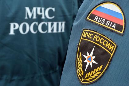 Российских рабочих завалило грунтом