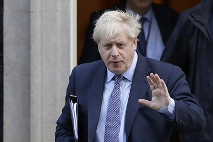 Борис Джонсон раскритиковал свою же просьбу отсрочить Brexit