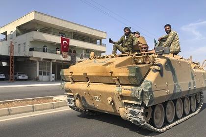 Турция и США договорились создать зону безопасности на границе Сирии