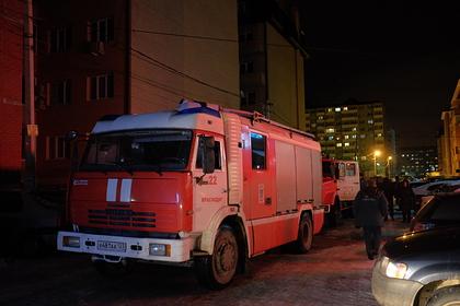 Названа причина пожара с семью погибшими в Ярославской области