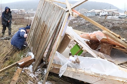 Стало известно о прорыве двух дамб в Красноярском крае