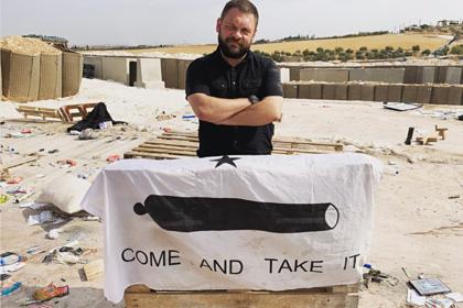 Описаны оставленные американцами вещи на базе в Сирии