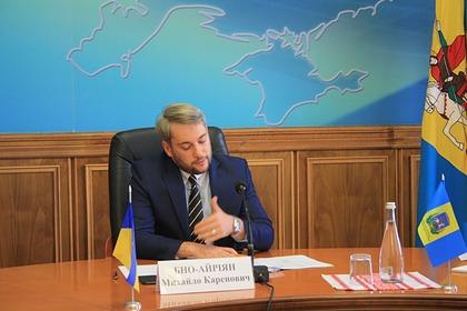 Глава Киевской области уволился со словами «есть шанс не умереть»