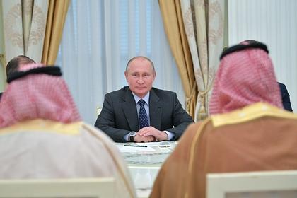 В Великобритании признали Путина главным на Ближнем Востоке