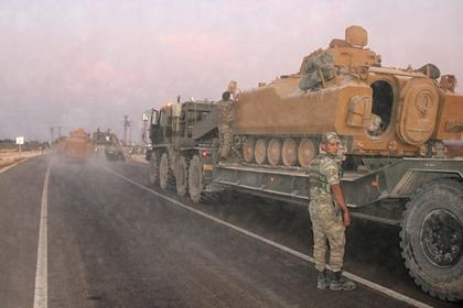 Кремль попросил Турцию не мешать в Сирии
