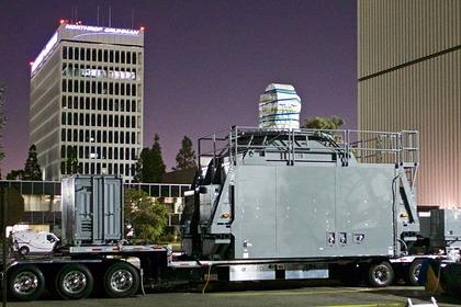 США получили новый боевой лазер