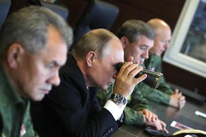Путина объявили победителем в Cирии без войны