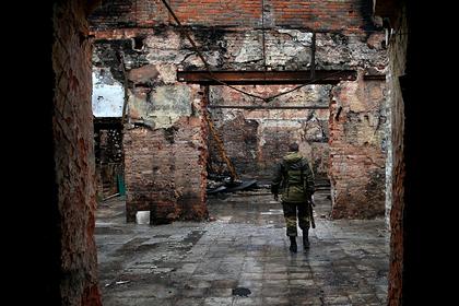 Донбасс обвинил украинских силовиков в укреплении позиций