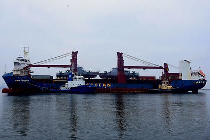 Списанные американские корабли все-таки доставили на Украину