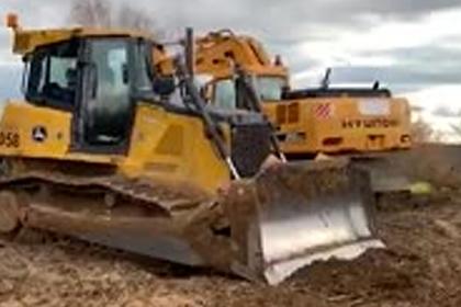 Выкопанные под Москвой останки жертв банды Шишкана попали на видео