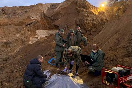 Под Москвой нашли тела новых жертв банды Шишкана
