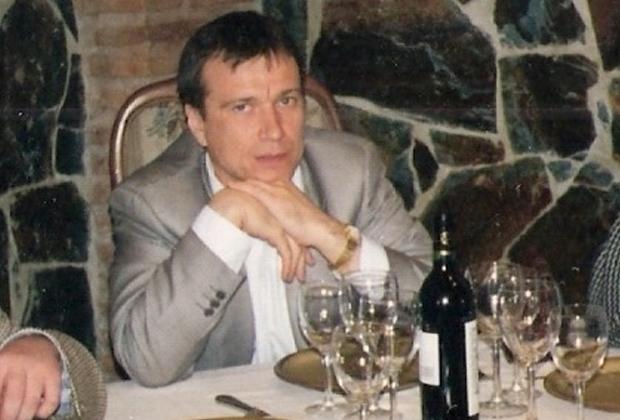 Олег Шишканов (Медведев)