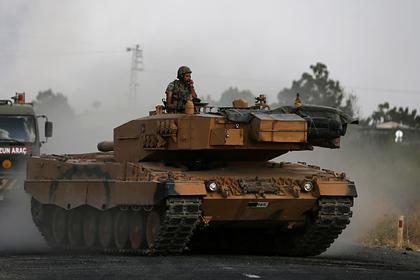 Протурецкие боевики атаковали курдов во время перемирия