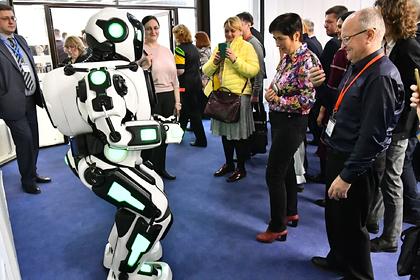 В Экспоцентре открылась Международная выставка «Технофорум-2019»