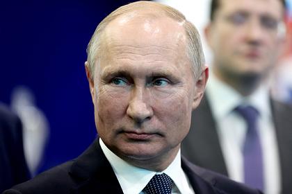 Анонсирован супермарафон переговоров Путина