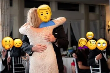 Мать жениха раскритиковали за попытку затмить невесту