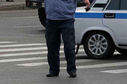 Пьяный российский полицейский насмерть сбил пешехода на «зебре»