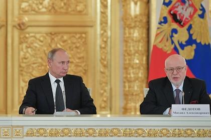 Кремль объяснил необходимость отставки главы СПЧ