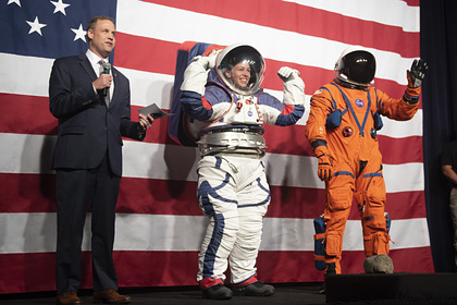 НАСА захотело постоянного присутствия астронавтов на МКС