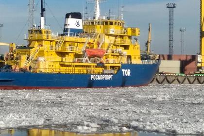 Российское судно подало сигнал SOS в Норвегии случайно