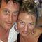 Дэн Левин с женой