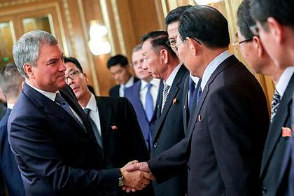Северная Корея пожаловалась России на США