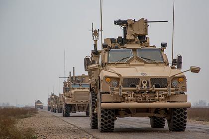 Покинувших Сирию американских военных попросили уехать из Ирака
