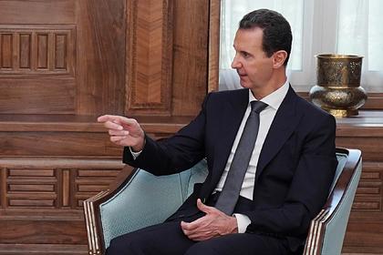 Асад назвал Эрдогана вором