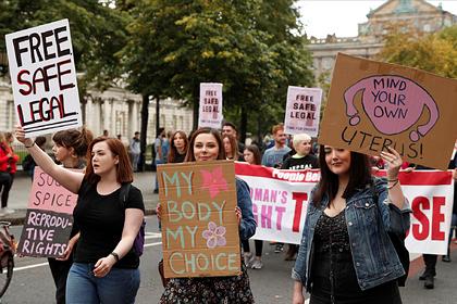 Аборты и гей-браки разрешили во всей Великобритании