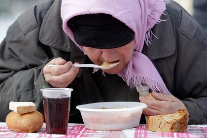 В России сравнили норму питания стариков и инвалидов с пайком пленных немцев