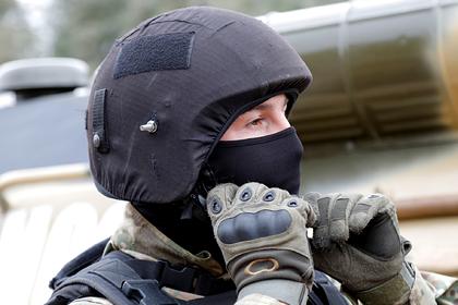 Вертолеты с ОМОНом перебросили на место перестрелки с чеченскими фермерами