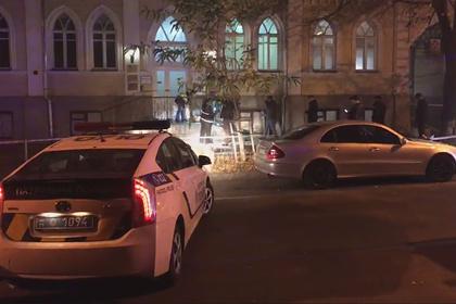 В центре Киева посетители бара взорвали гранату и погибли