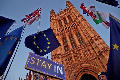 Британия утвердила Brexit и отказалась думать о его дате