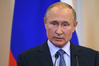 Путин анонсировал наращивание присутствия России в Африке