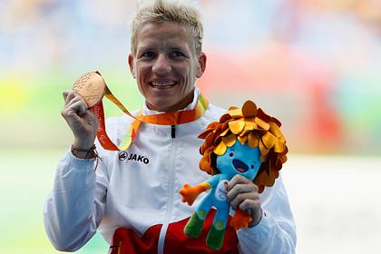 Паралимпийская чемпионка совершила эвтаназию