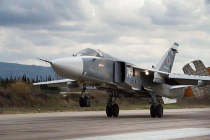 В Сирии активизировалась российская авиация