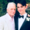 Майкл Дуглас и его сын Кэмерон