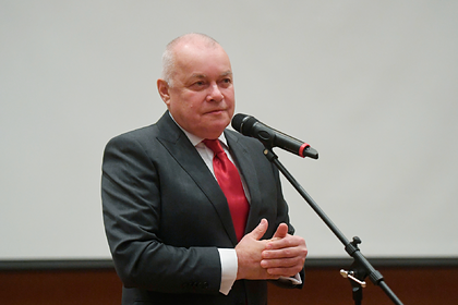 Киселев рассказал о ежедневных думах Путина о преемнике