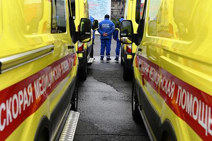 Возросло число пострадавших при наезде двух машин на пешеходов в Петербурге