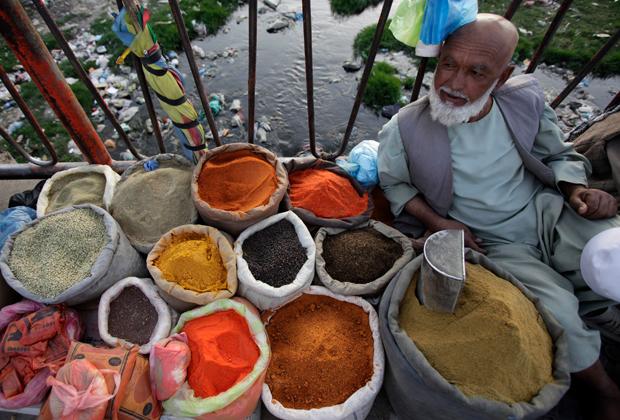 Кабульский рынок