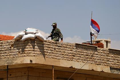 Россия показала расстановку сил в Сирии