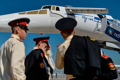В России раскритиковали Ту-144 и придумали самолет «без окон»