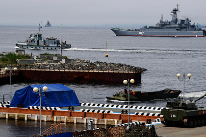 Стало известно о подготовке взрыва на российском военном корабле