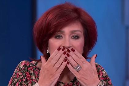 Жена Оззи Осборна перестала чувствовать рот после пластической операции