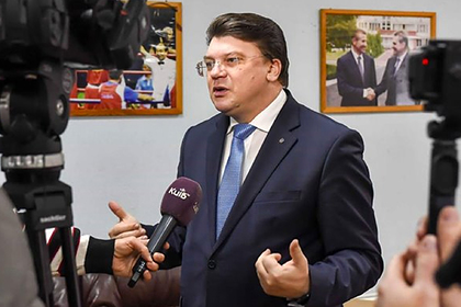 Избранный в WADA украинец пообещал отлучить Россию от мирового спорта