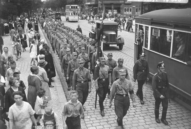 Германия, 1932 год