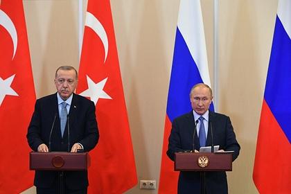 Путина поблагодарили за безопасность курдов