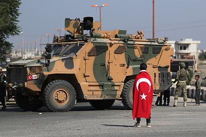 Курды обвинили Турцию в химатаке