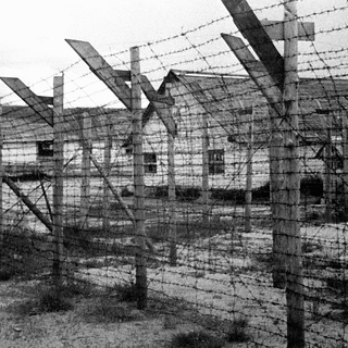 Финский концентрационный лагерь