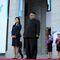 Ли Соль Чжу и Ким Чен Ын. Архивное фото